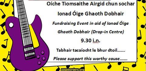 Fundraising Night, Gweedore