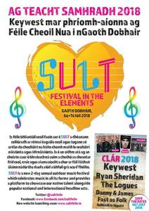 Sult - Festival in the Elements, Gweedore