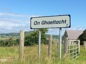 The Irish Language, Gweedore
