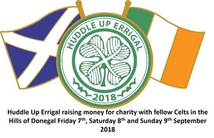 Huddle Up Errigal 2018, Gweedore