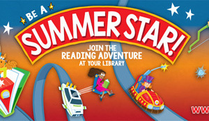 Summer Stars at your local library