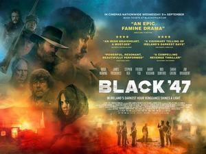 Film - Black '47, Gweedore