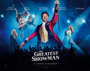 Scannán – The Greatest Showman, Gweedore