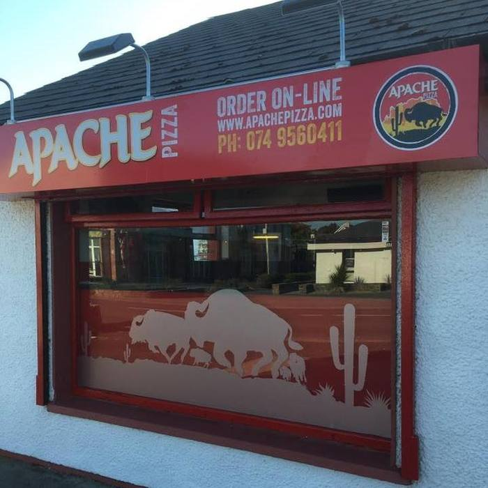 Apache Pizza, Gweedore