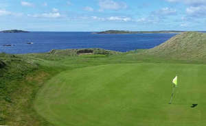 Golf in Gweedore, Donegal
