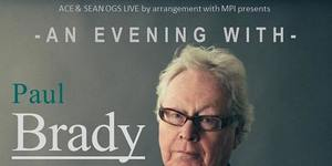 An Evening with Paul Brady, Gweedore