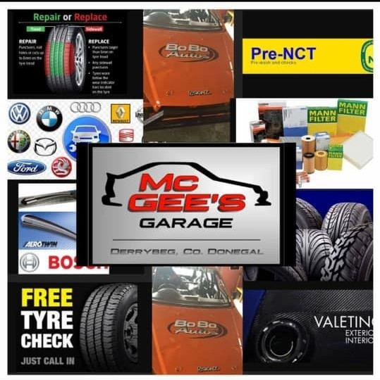 Mc Gee's Garage, Gweedore