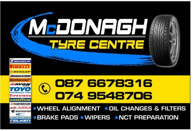 Mc Donagh Tyre Centre, Gweedore