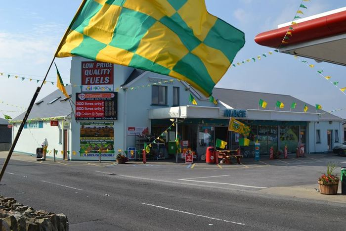 ODonnell Fuels Crolly, Gweedore