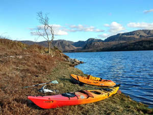 Water Based Activities in Gweedore, Donegal