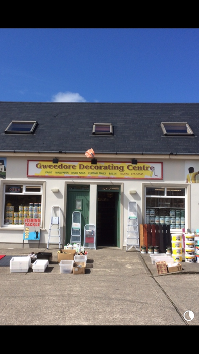 Gweedore Decorating Centre, Gweedore