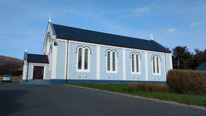 St. Columcilles Chapel, Cnoc Fola, Gweedore