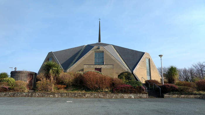 St Mary's, Derrybeg, Gweedore