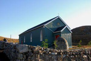 Meenaweal Chapel, Gweedore