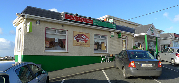 Mary's Corner Cafe, Gweedore