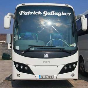 Patrick Gallagher Coaches, Gweedore