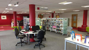 Gweedore Community Library, Gweedore