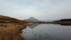 Errigal Mountain, Gweedore