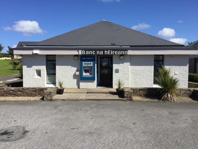 Banc na hÉireann, Gweedore