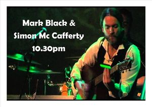 Mark Black & Simon McCafferty