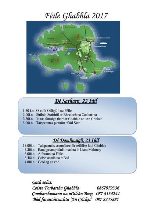 Gola Island Festival - Gweedore