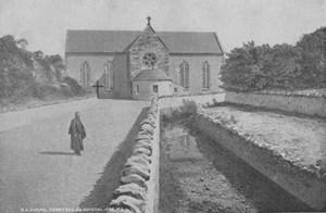 Stáir Áitiúil in Gweedore, Donegal