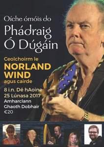 Ceolchoirm in omós do Phádraig Ó Dugáin, Gweedore