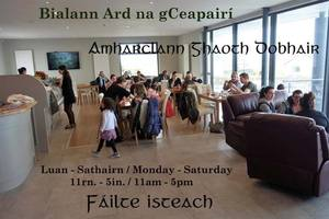Caife Ard na gCeapairí, Gweedore