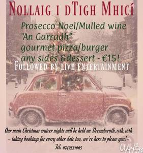 Nollaig i dTigh Mhicí, Gweedore