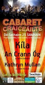 Cabaret Craiceáilte, Gweedore